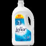 Lenor Vollwaschmittel Flüssig Aprilfrisch 65 Wäschen 3.58l