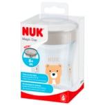 Nuk Magic Cup mit Trinkrand und Deckel 230ml