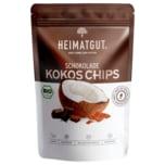 Heimatgut Bio Kokos Chips Schokolade 40g