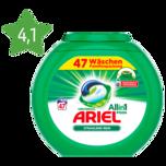 Ariel Vollwaschmittel 3in1 Pods 1,410kg, 47WL