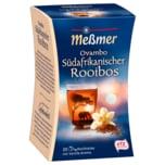 Messmer Südafrikanische Rooibos 40g, 20 Beutel