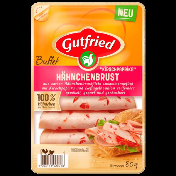 Gutfried Hähnchenbrust mit Kirschpaprika 80g