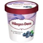 Häagen-Dazs Blueberries & Cream 460ml