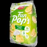 Lorenz Fun Pop's Sour Cream & Onion 85g