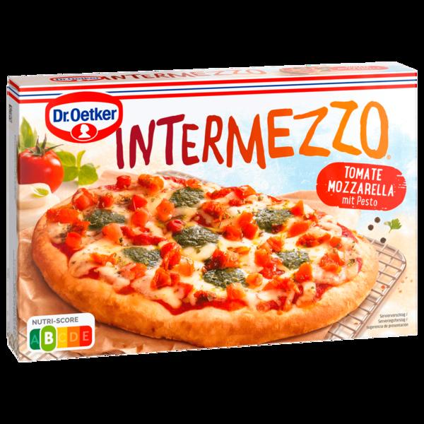 Dr. Oetker Intermezzo Tomate Mozzarella mit Pesto 185g