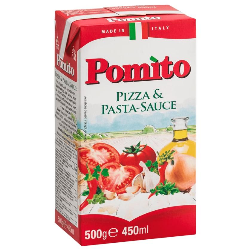 Pomito Pizza und Pastasauce 500g