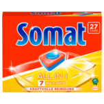 Somat 7 All-in-1 486g, 27 Tabs