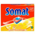 Somat 7 All-in-1 486g, 27 Tabs