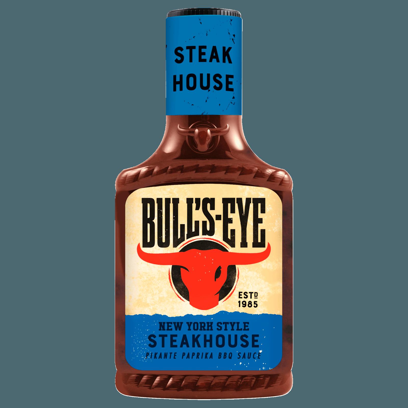 Bulls Eye Steakhouse Sauce 300ml
