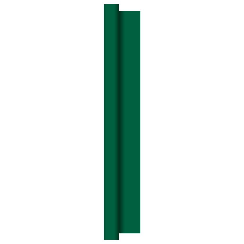 Duni Tischdecken-Rolle dunkelgrün 118cmx5m