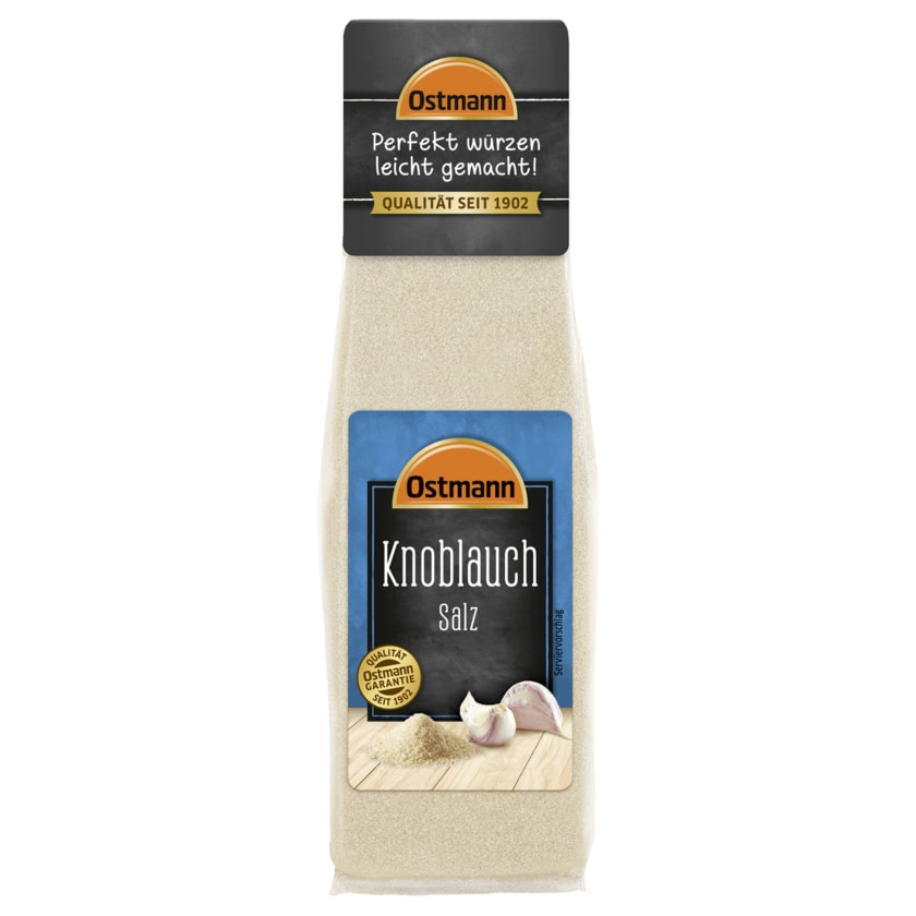 Ostmann Knoblauch Salz 60g