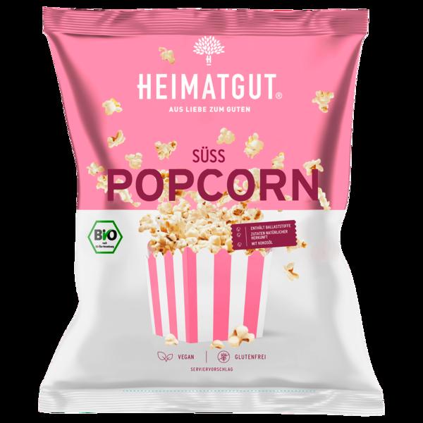 Heimatgut Bio Popcorn Süß 90g