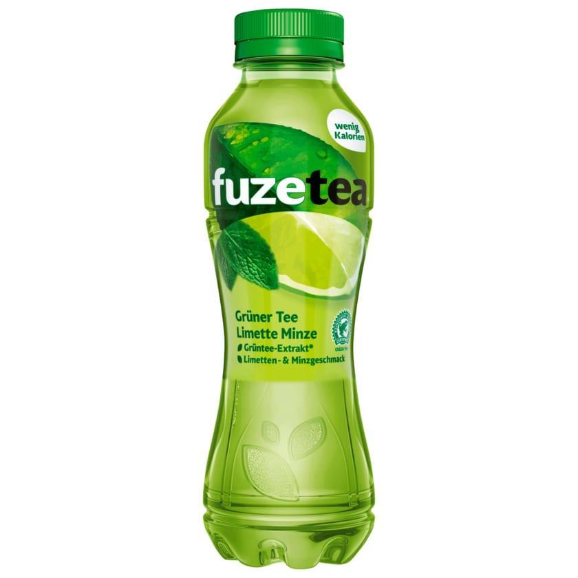 Fuze Tea Grüner Tee Limette Minze 0,4l