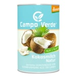 Campo Verde Bio Kokosmilch Natur 538g