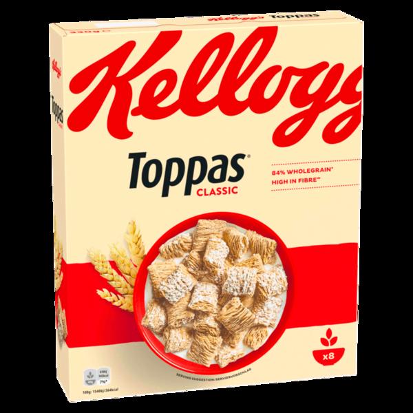 Kellogg's Toppas Classic 330g