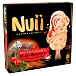 Nuii Eis White Chocolate & Scandinavian Mountain Cranberries 3x90ml