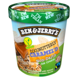 Ben & Jerry's Coconutterly Caramel'd Non-Dairy Eis 500ml