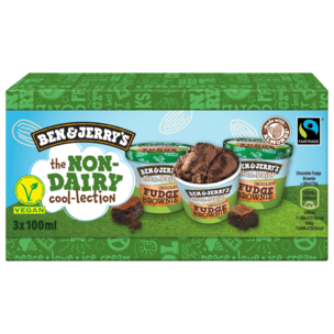 Ben & Jerry's the Non-Dairy cool-lection vegan 3x100ml