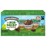 Ben & Jerry's the Non-Dairy cool-lection 3x100ml
