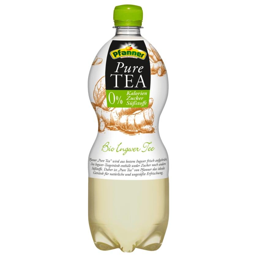 Pfanner Pure Tea Ingwer Tee 1l