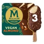 MAGNUM Eis Vegan Almond 3 x 90 ml