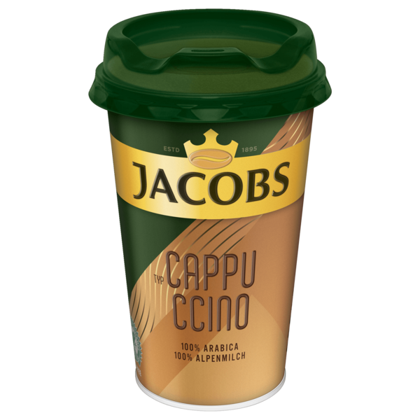 Jacobs Eiskaffee Typ Cappuccino 230ml