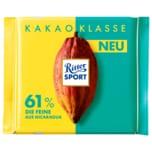 Ritter Sport Kakao Klasse 61% Die Feine 100g