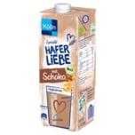Kölln Bio Smelk Hafer-Drink Haferliebe mit Schoko vegan 1l