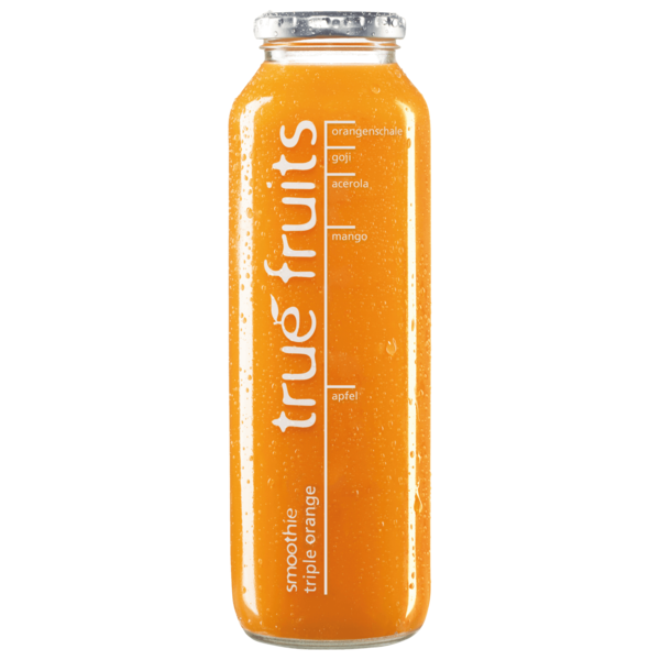 True Fruits Triple Orange 750ml