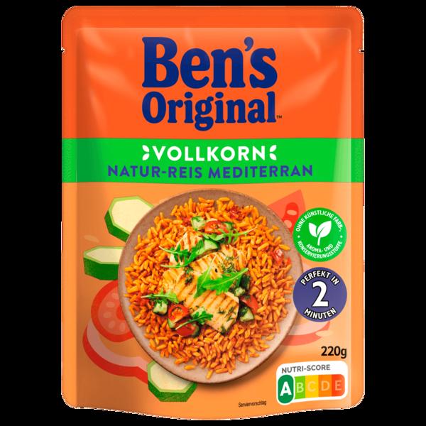 Uncle Ben's Express Natur-Reis Mediterran 220g