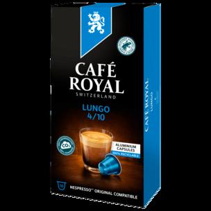 Café Royal Kaffeekapseln Lungo 10 Stück