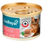 ZooRoyal Mousse MSC Lachs 85g