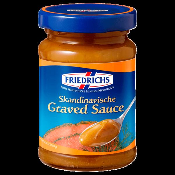 Friedrichs Skandinavische Graved-Sauce 90ml