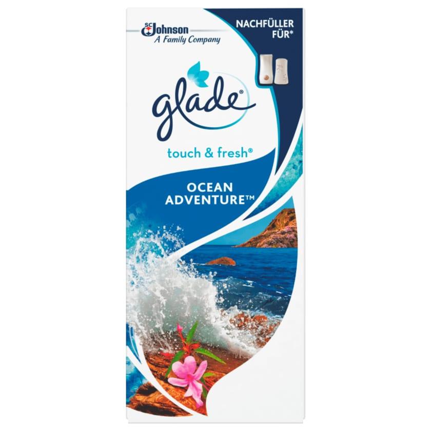 Glade Touch & Fresh Minispray Nachfüller Ocean Adventure