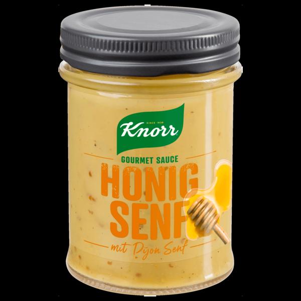 Knorr Gourmet Sauce Honig Senf 190ml