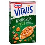 Dr. Oetker Vitalis Knusper Müsli Plus Nussmischung 450g