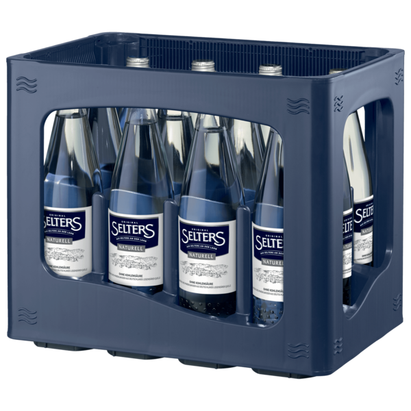 Selters Naturell 12x0,75l