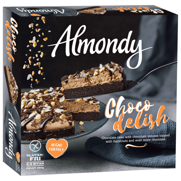 Almondy Choco delish 450g