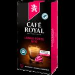 Café Royal Lungo Forte Aluminium Kapseln