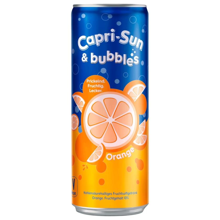 Capri-Sun & Bubbles Orange 0,33l