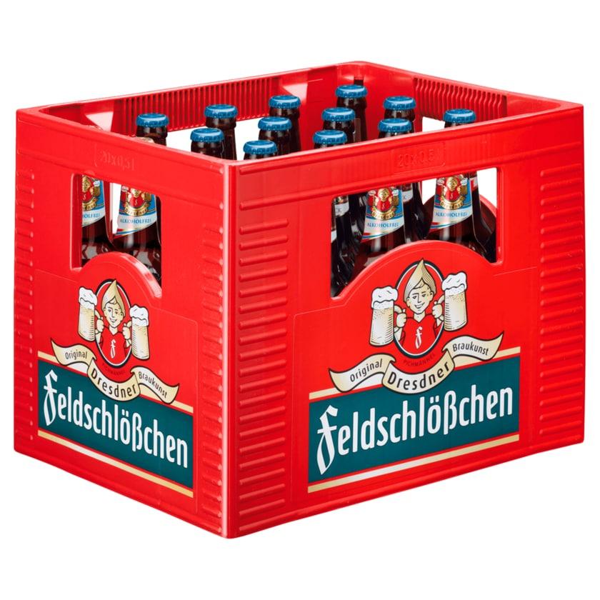 Feldschlößchen Bier alkoholfrei 20x0,5l