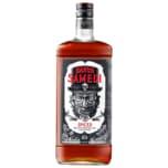 The Baron Samedi Spiced Rum 0,7l