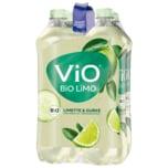 Vio Bio Limo Limette & Gurke 4x1l