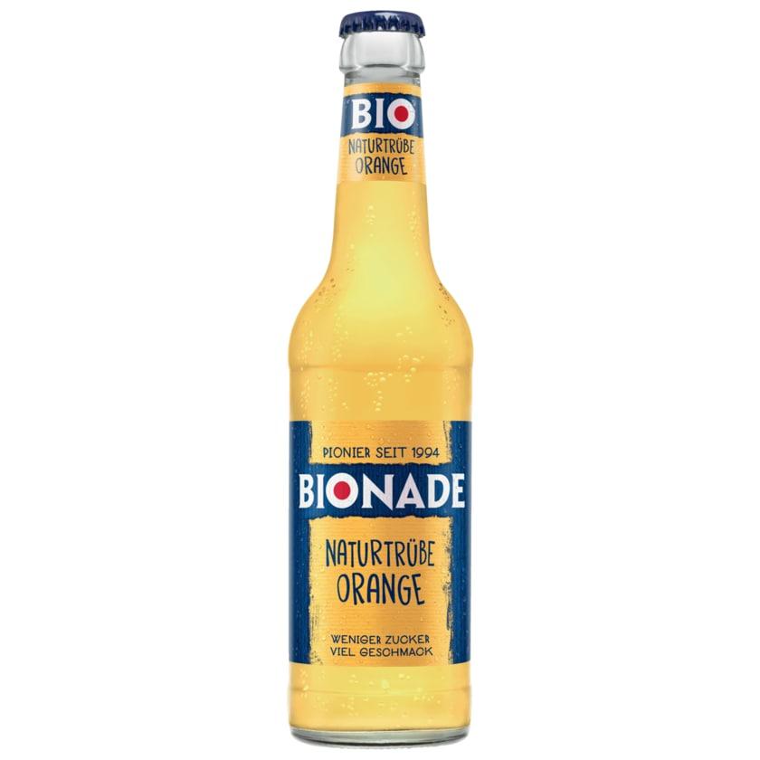 Bionade Naturtrübe Orange 0,33l
