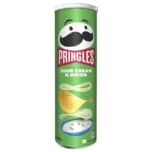Pringles Sour Cream & Onion Chips 200g