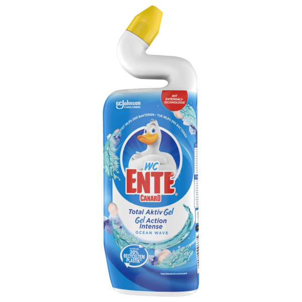 WC-Ente Total Aktiv Gel Marine 750ml