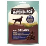 Purina Adventuros Mini Steaks Hirsch 70g