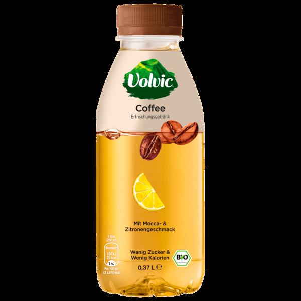 Volvic Bio Coffee Mocca & Zitrone 0,37l