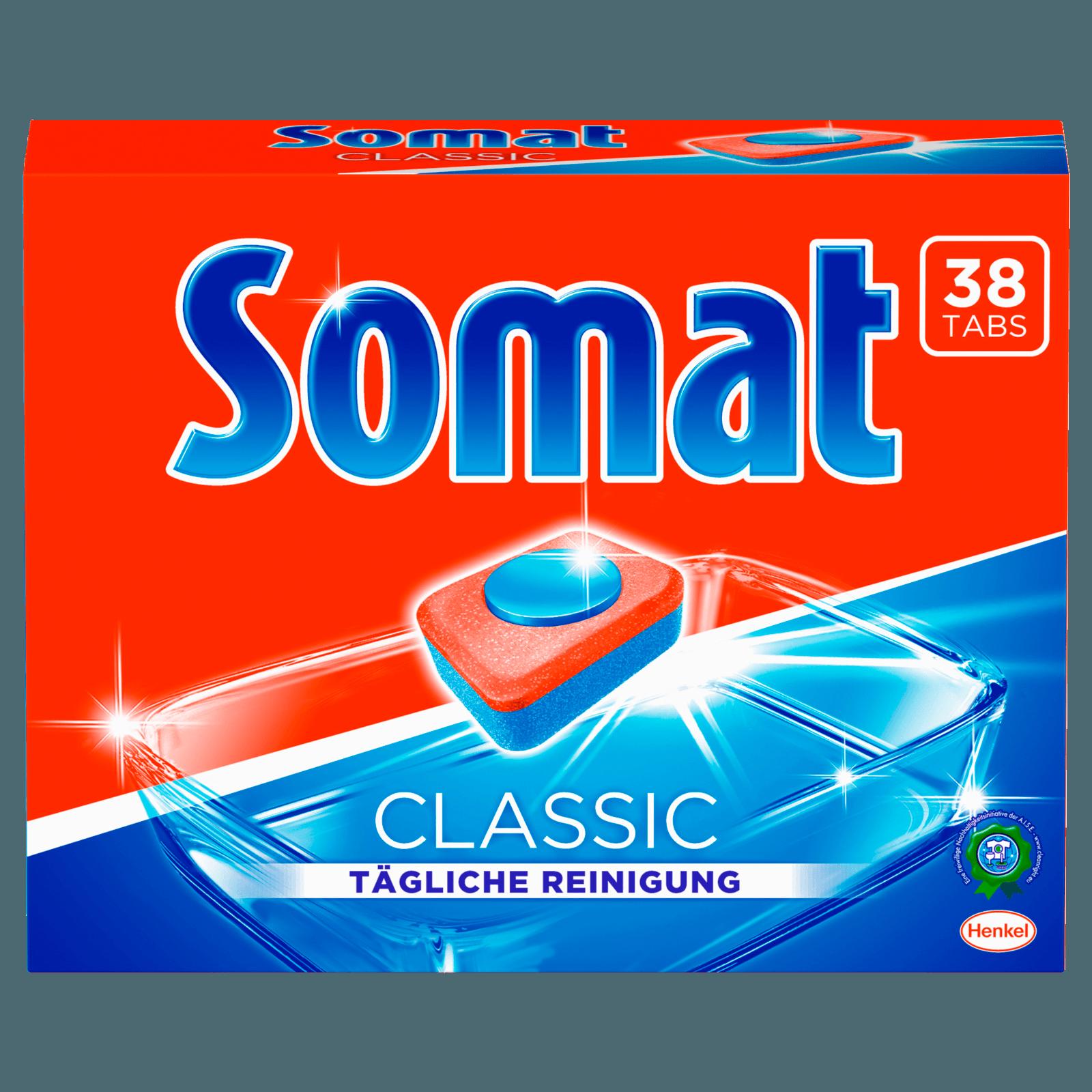 Somat Classic 665g, 38 Tabs