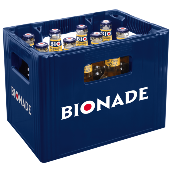 Bionade Naturtrübe Orange 12x0,33l